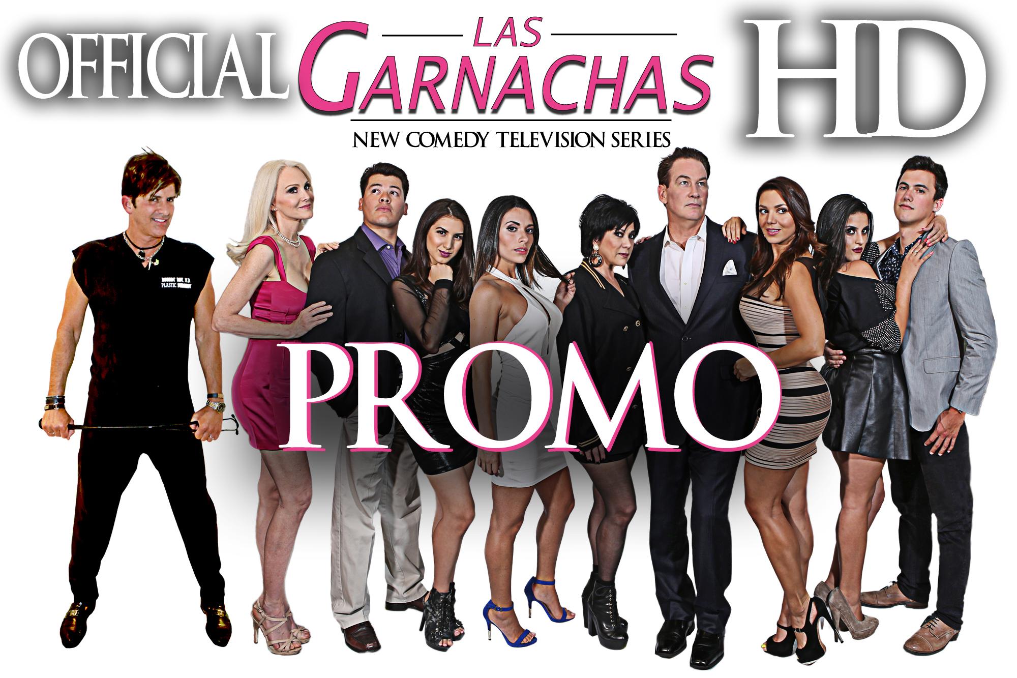 LAS GARNACHAS TELEVISION SERIES OFFICIAL PROMO