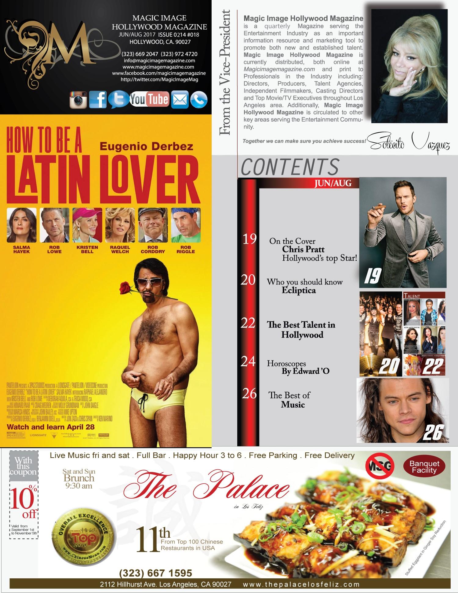 Latin Lover Trailer Starring How Image