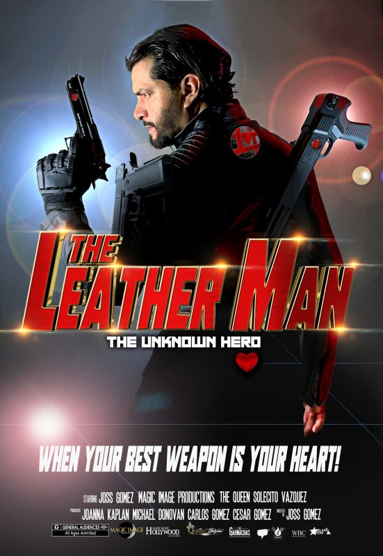 THE LEATHER MAN MOVIE, joss gomez