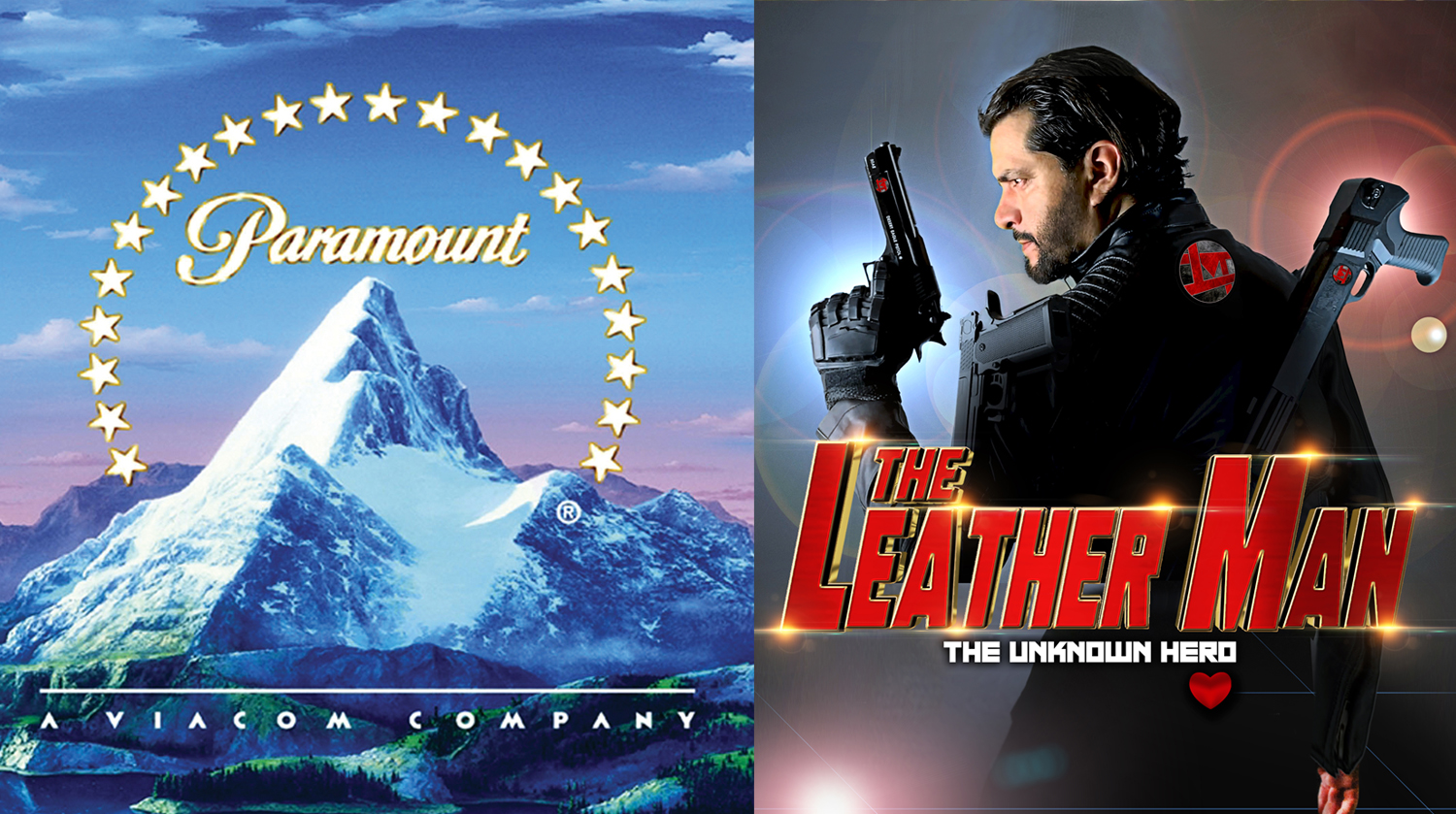 LEATHER MAN MOVIE, JOSS GOMEZ, MAGIC IMAGE PRODUCTIONS and paramaunt pictures